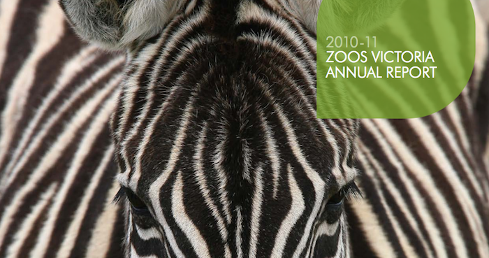 Zoos Victoria Annual Report
