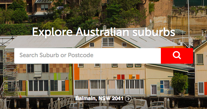 realestate.com.au – Neighbourhoods